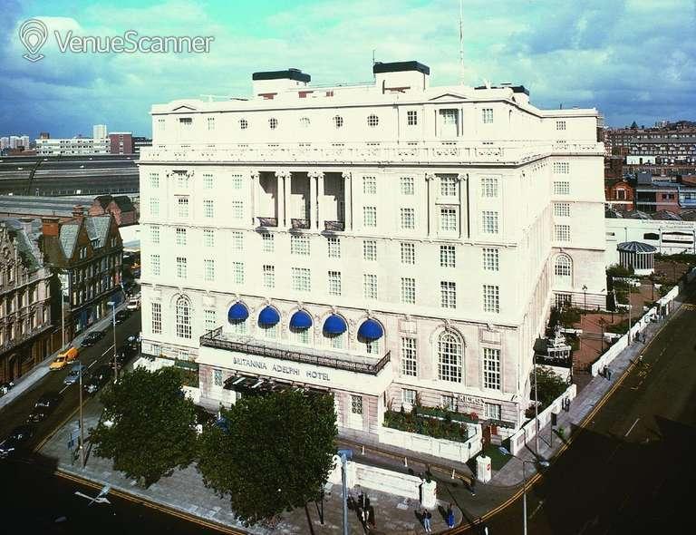 Hire Britannia Adelphi Hotel Thornton 1