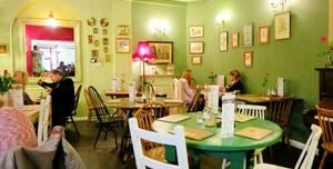 Cafe Bella Maria, Dining Area