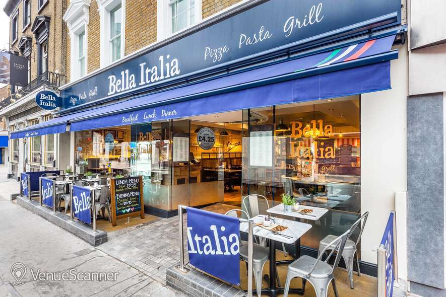 Hire Bella Italia 108-110 Queensway Exclusive Hire 10