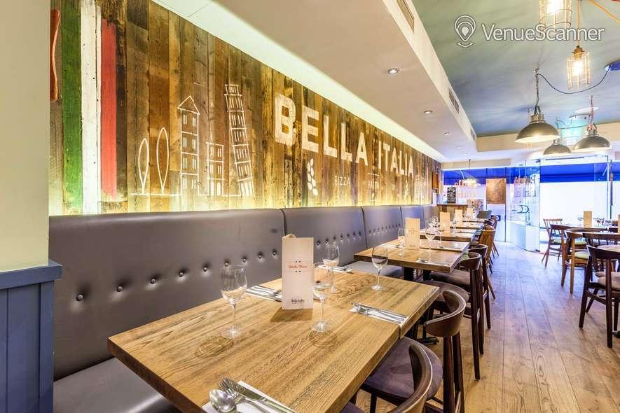 Hire Bella Italia 108-110 Queensway Exclusive Hire 8