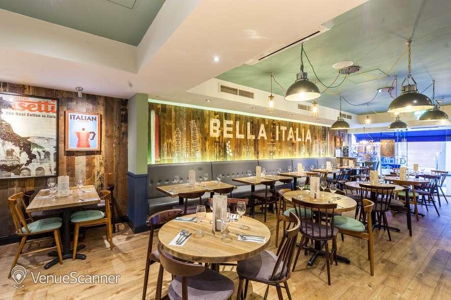 Hire Bella Italia 108-110 Queensway Exclusive Hire 7