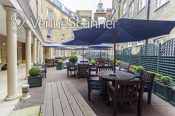Hire The Sloane Club - Chelsea Terrace