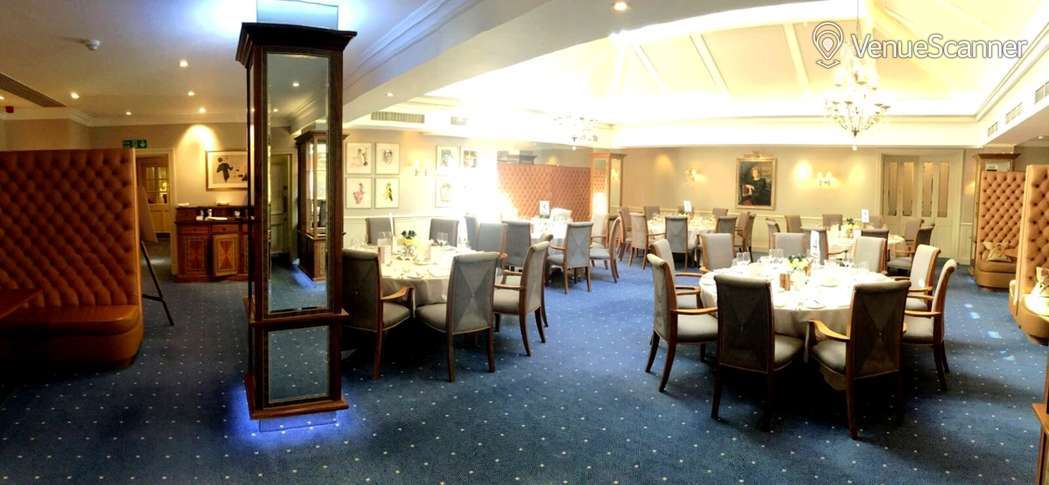 Hire The Sloane Club - Chelsea The Dining Room 2