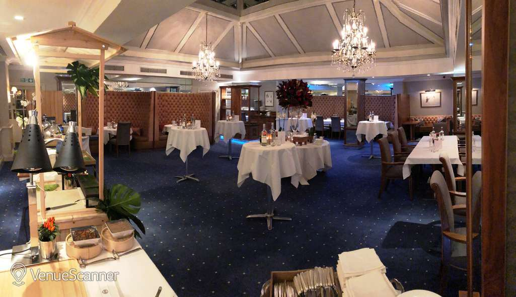 Hire The Sloane Club - Chelsea The Dining Room 3