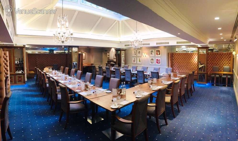 Hire The Sloane Club - Chelsea The Dining Room 4