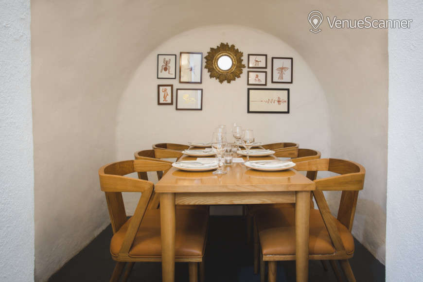 Hire Pisqu Peruvian Restaurant, Bar And Vaults Nazca Vault