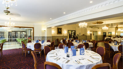 Hermitage Hotel, Hardy Suite