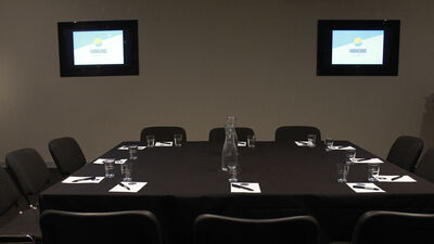 Audacious Conferencing, Room 2