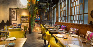 Coya Angel Court, Main Restaurant