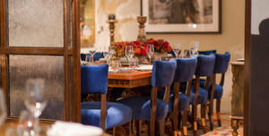 Coya Angel Court, Private Dining Room