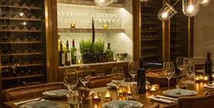 The Ampersand Hotel, The Wine Room - Dinner