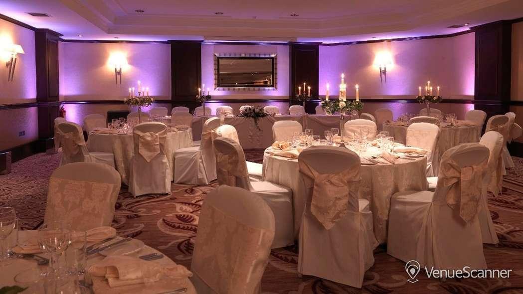 Hire Hilton Edinburgh Grosvenor Lansdowne Suite