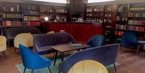 Cinnamon Club, Library Bar