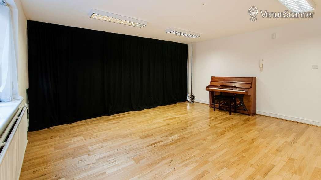 Hire The Academy Building Solo Studio
