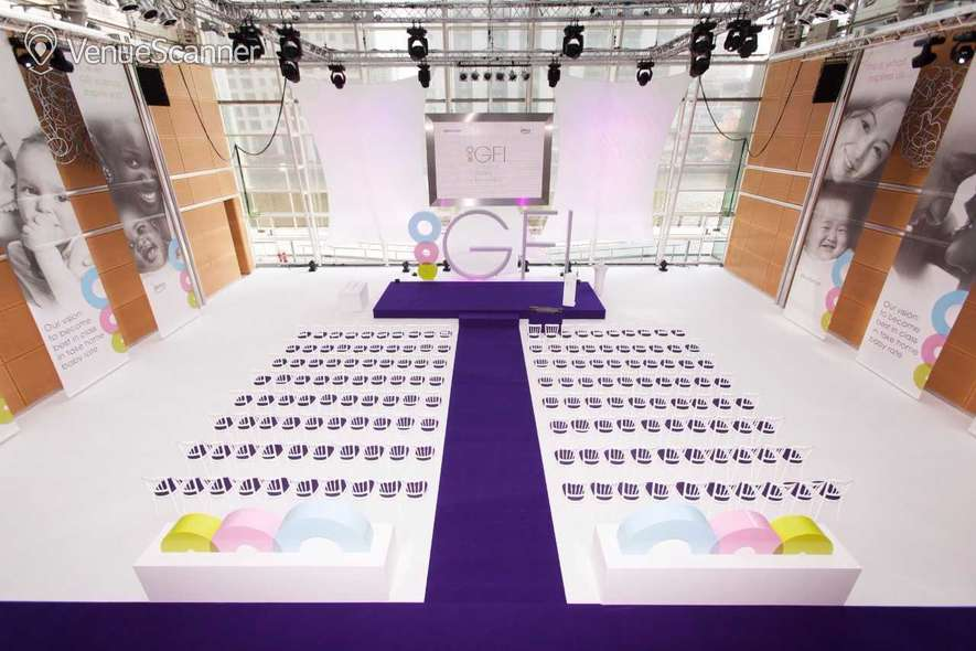 Hire East Wintergarden The Main Hall 3