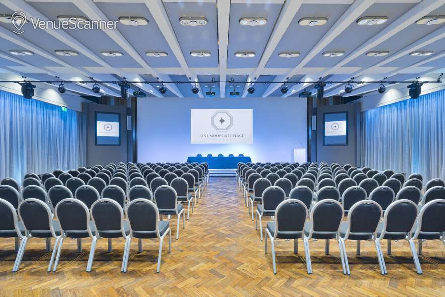 Hire One Moorgate Place The Great Hall