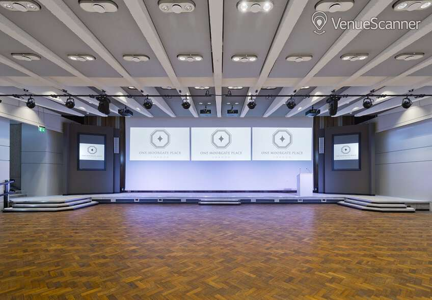 Hire One Moorgate Place The Great Hall 6