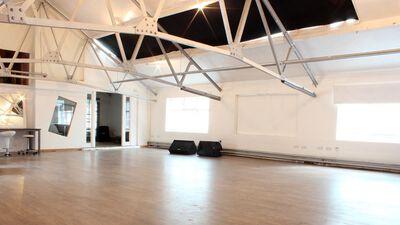 Kraak Gallery, Venue Space