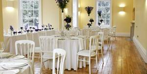 Hackney Venues Clissold House, The Dining Room