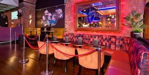 Ark Bar Manchester, Main Bar