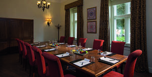 Fawsley Hall Hotel And Spa Georgian Boardroom