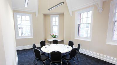Chamber Space, Pankhurst Room