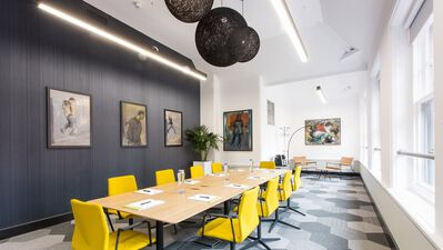 Chamber Space, Executive Boardroom