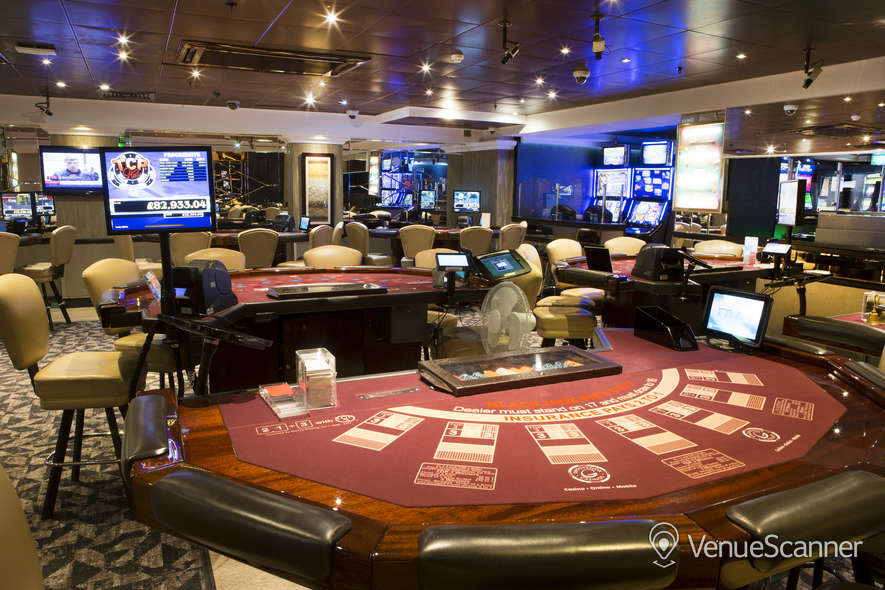 Hire Grosvenor Casino Gloucester Road London Restaurant & Bar 5
