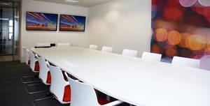 Ergon House, Meeting Rooms