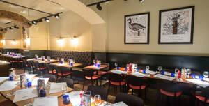 PizzaExpress Leadenhall, Basement Dining Room