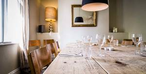 Market Restaurant, Private Dining Room