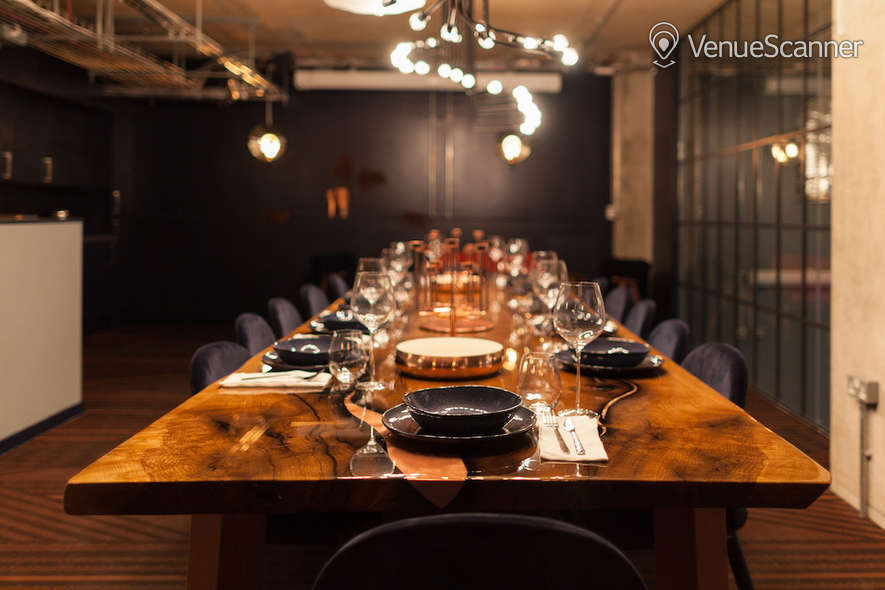 Hire The Collective Venues - Old Oak The Private Dining Room