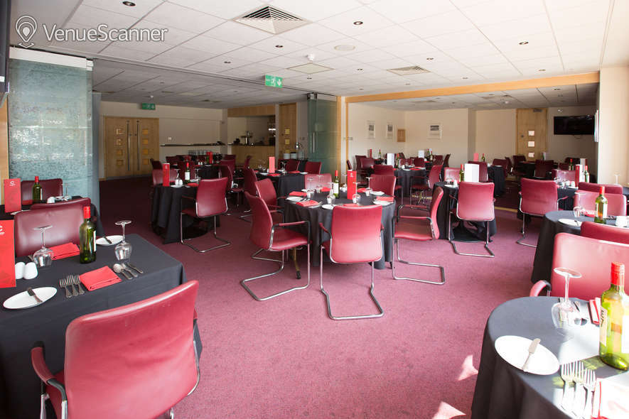 Hire Charlton Athletic Football Club Keith Peacock Suite 2