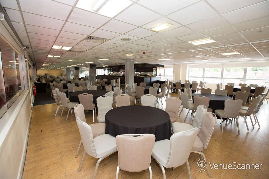 Hire Charlton Athletic Football Club Millennium Suite 5