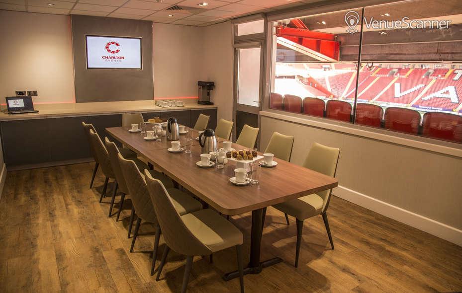 Hire Charlton Athletic Football Club West Box