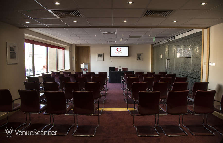 Hire Charlton Athletic Football Club Keith Peacock Suite