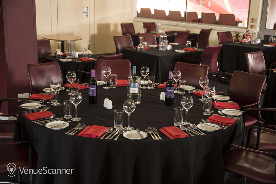 Hire Charlton Athletic Football Club Keith Peacock Suite 1