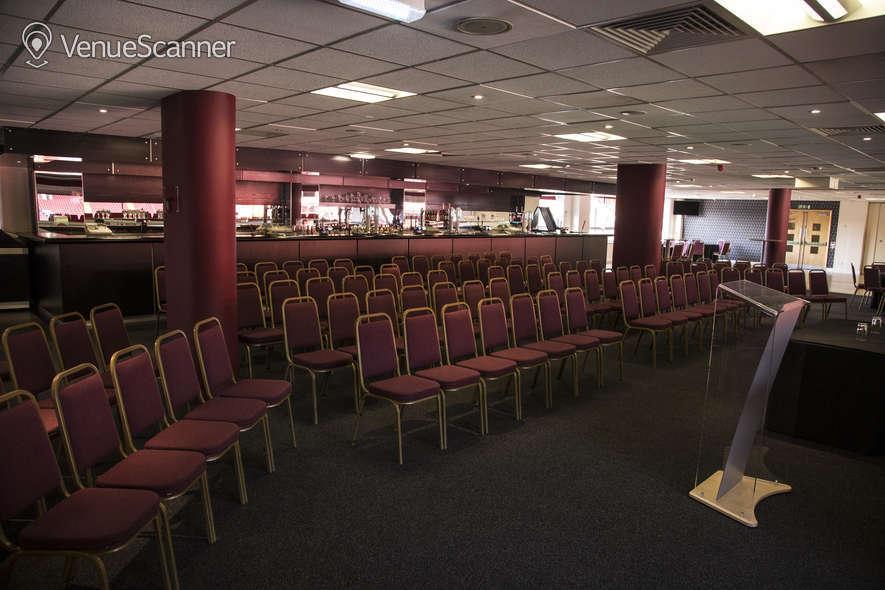 Hire Charlton Athletic Football Club Millennium Suite 2