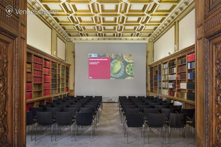 Hire The Royal Society Wolfson Room 2 Venuescanner