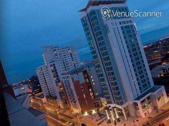 Hire Radisson Blu Hotel, Cardiff Verde Suite