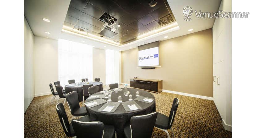 Hire Radisson Blu Hotel, Cardiff Verde Suite 6