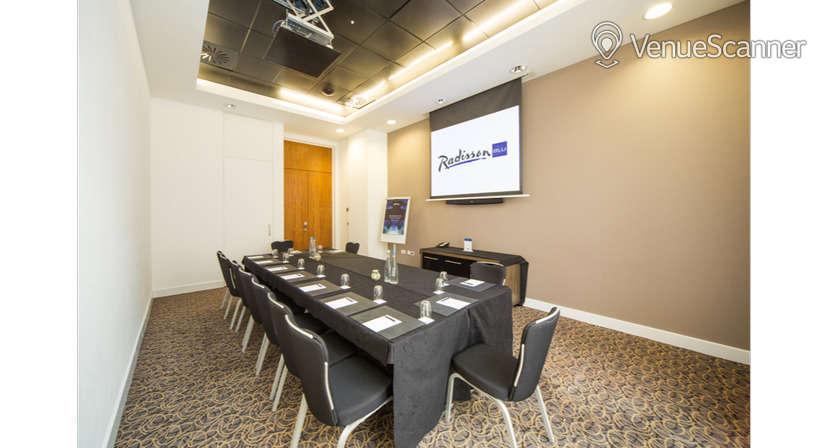 Hire Radisson Blu Hotel, Cardiff Verde Suite 5
