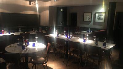 Pizzaexpress Pimlico, Basement Dining Room