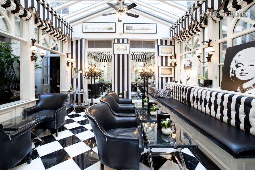 Hire The Milestone Hotel Conservatory 1
