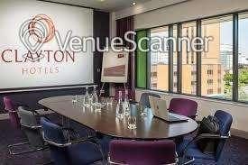 Hire Clayton Hotel Cardiff Meeting Room 2 3