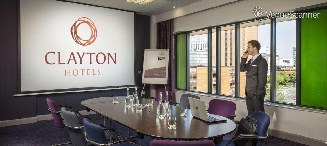 Hire Clayton Hotel Cardiff Meeting Room 4