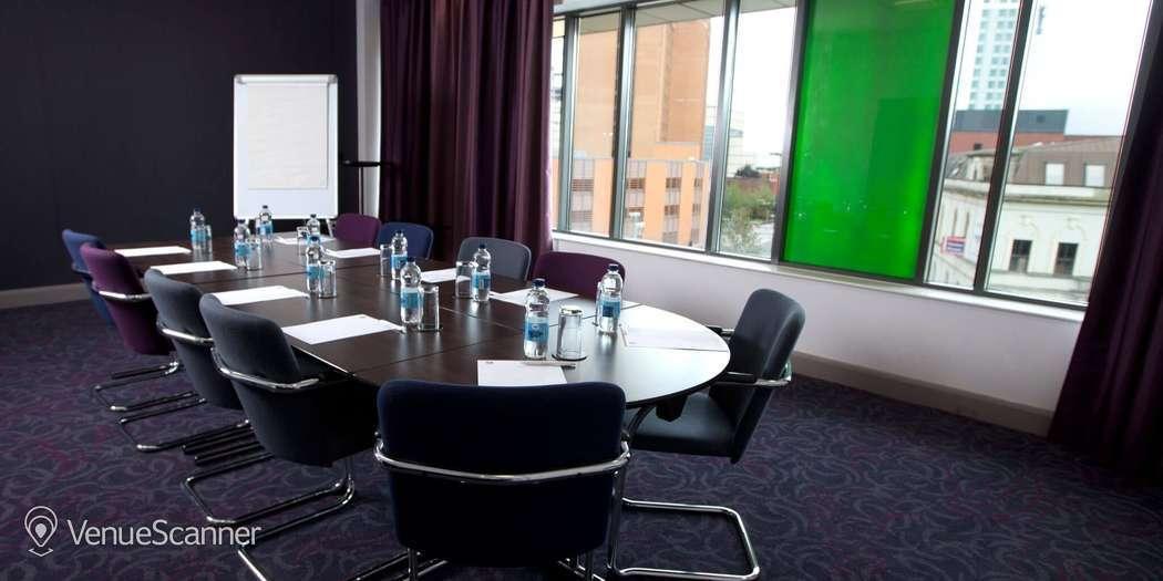 Hire Clayton Hotel Cardiff Meeting Room 1 2