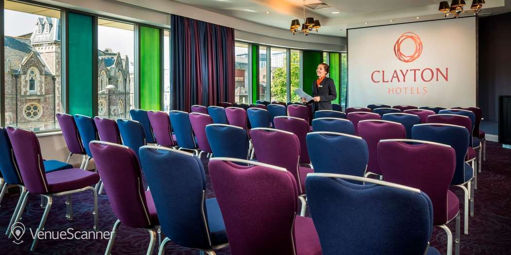 Hire Clayton Hotel Cardiff Meeting Room 3 2