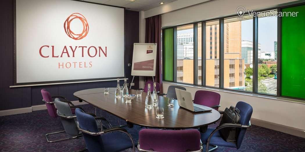 Hire Clayton Hotel Cardiff Meeting Room 1 4