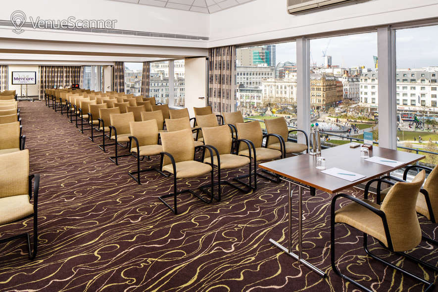 Hire Mercure Manchester Piccadilly The Park Suite 1